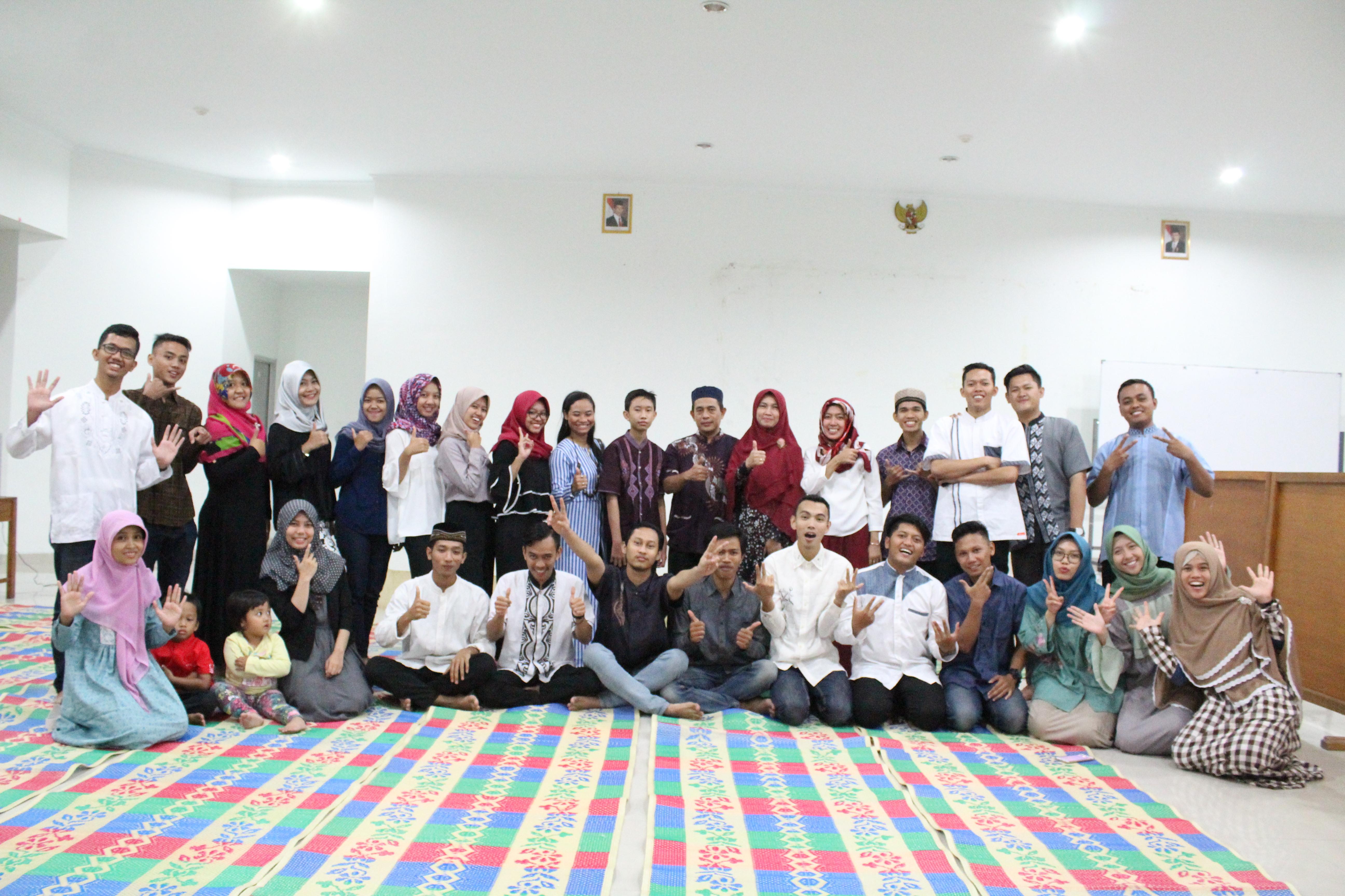 Buka Bersama Keluarga Besar Jurusan RMIK Poltekkes Kemenkes Semarang Ramadhan 1438 H