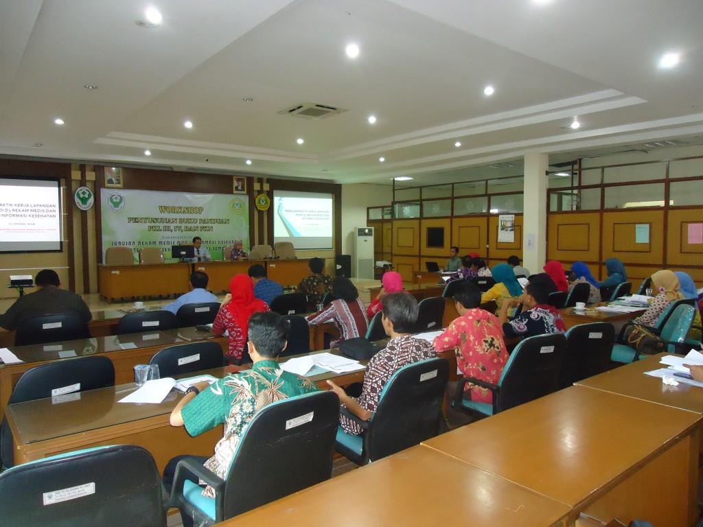 Workshop PKL dan PKN