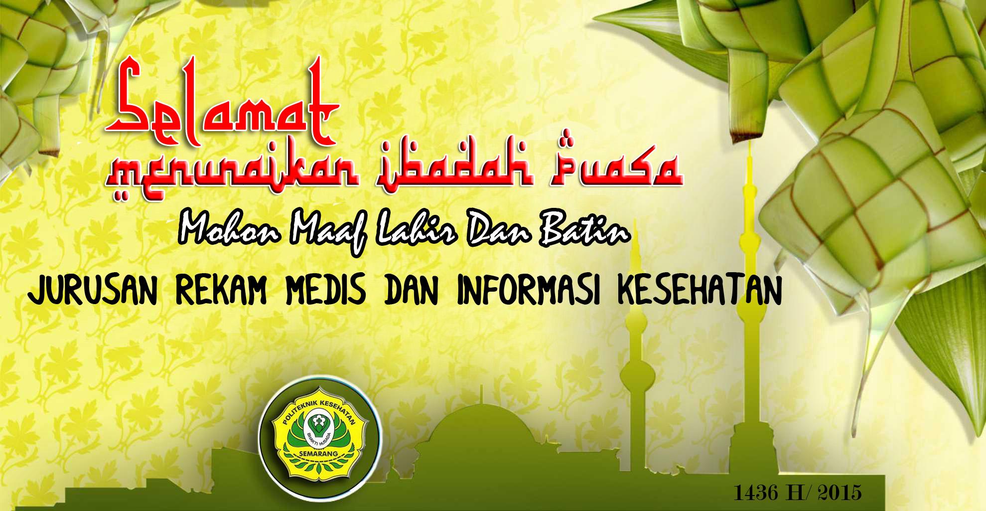 Puasa Ramadhan 1436 Hirjriah