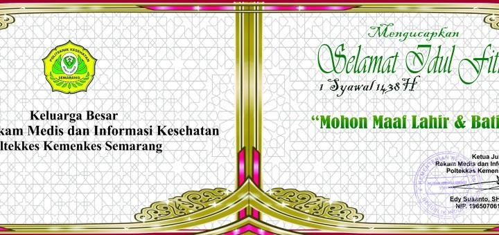 lebaran card