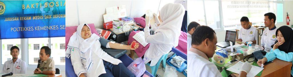 """Bakti Sosial Donor Darah """"Setetes Darah Menyelamatkan Jiwa"""""""