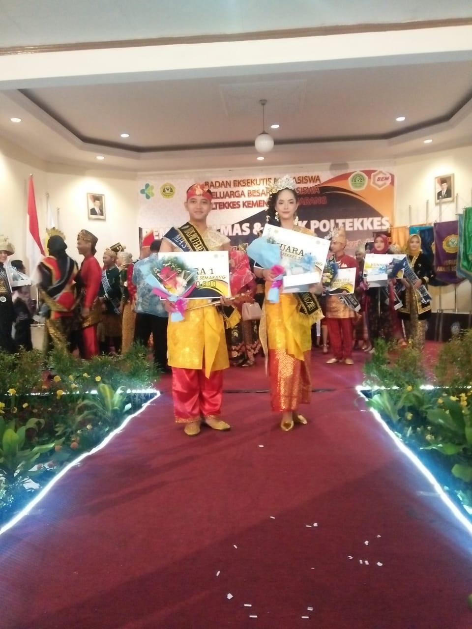 Jurusan Rmik Sapu Bersih Gelar Mas Dan Mbak Poltekkes Semarang Tahun 2019 Jurusan Rmik